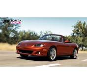 Forza Horizon 2 Players Can Download The Mazda MX 5 Car