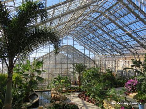 Lauritzen Gardens Omaha Ne by Omaha S Lauritzen Gardens Expands With New Conservatory
