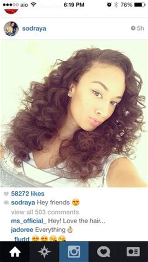 how to get erica mena curls hair weave killer on pinterest sew ins lauren london