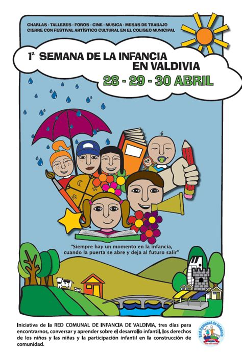 semana de la infancia en chile crece contigo 1 186 semana de la infancia en valdivia
