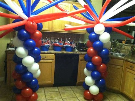 4th Of July Balloon Decorations by 198 Best Images About Fourth Of July On