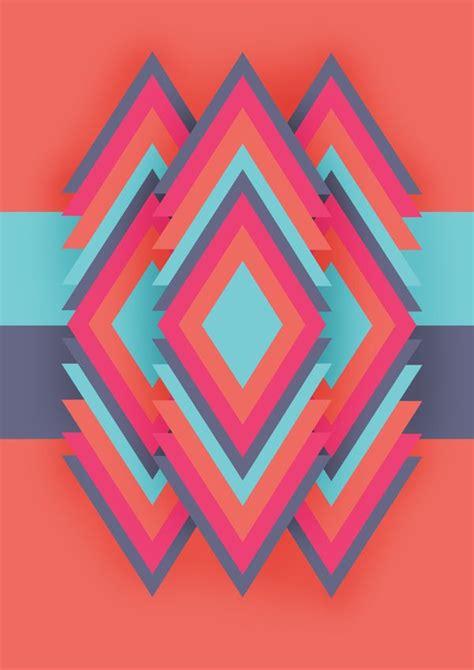 geometric designs 25 best ideas about geometric pattern design on