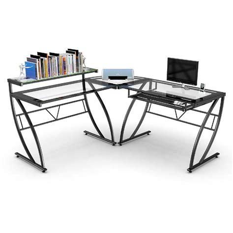 z line corner desk z line designs feliz l shaped corner desk black zl1441 2du