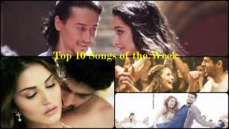 Top 10 bollywood songs of the week 04 april 2016 to 10 april 2016