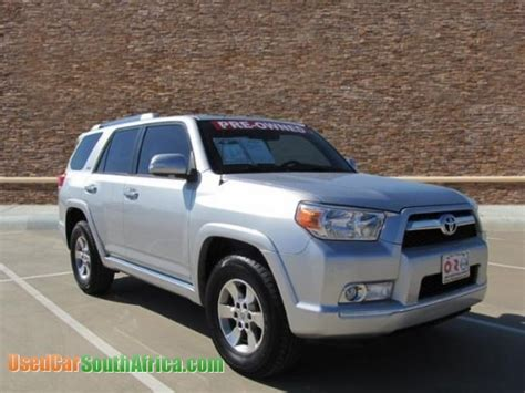 Sport City Toyota Used Cars 2011 Toyota Land Cruiser 4runner Sport Used Car For Sale
