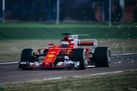 Ferrari F1 by Raikkonen Gives First Verdict On Ferrari S New Car 183 F1