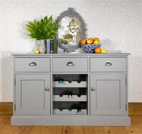 solid pine sideboard kitchen buffet dining room