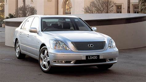 2002 Lexus Ls430 Review by Used Car Review Lexus Ls430
