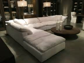 Restoration Hardware Sectional Sofa Restoration Hardware Sectional Quot Cloud Quot Future Home Restoration Hardware