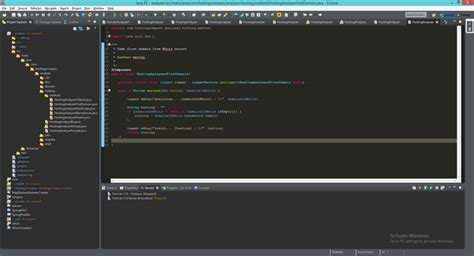 java themes editor java installed dark theme in eclipse but scrollbars is