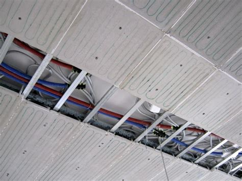 sistema radiante a soffitto sistema radiante a soffitto e parete b klimax di rdz