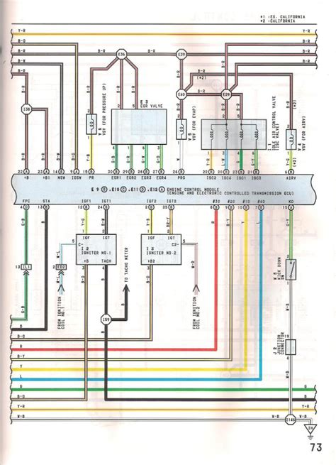lexus 1uzfe wiring diagram 26 wiring diagram images