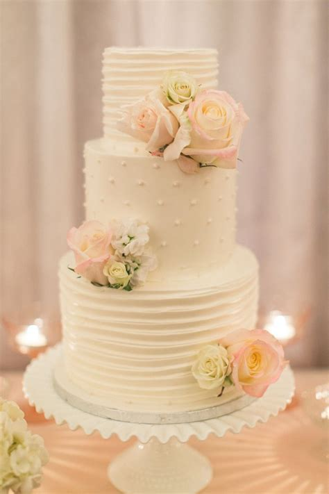 17 Best ideas about 3 Tier Wedding Cakes on Pinterest