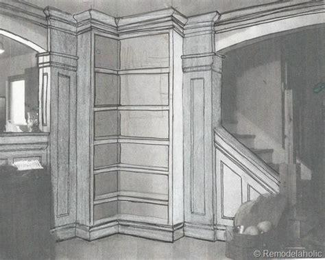 25 best ideas about corner bookshelves on
