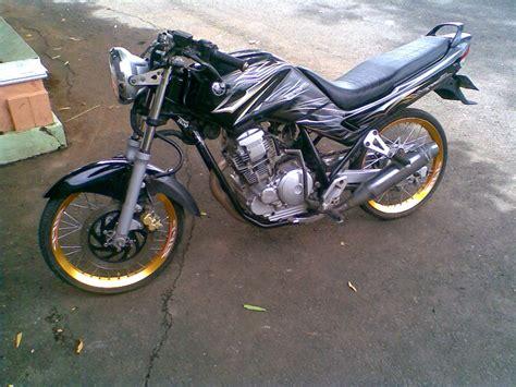 motor keren modifikasi 99 gambar motor gaul dan keren terkeren gubuk modifikasi