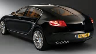 Bugatti C16 Galibier Bugatti Galibier Confirmed For Production