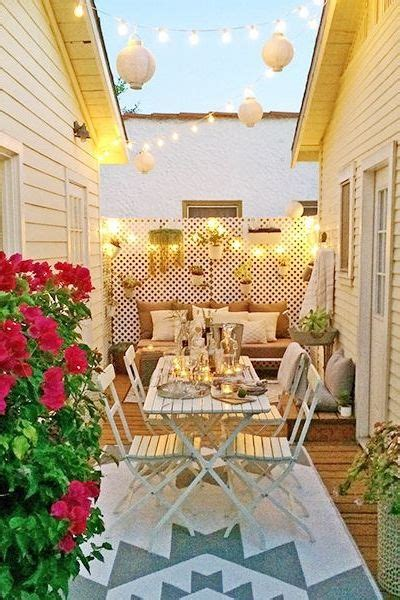 Small Patios Ideas best 25 small outdoor spaces ideas on pinterest small