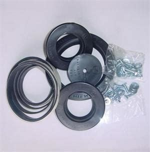 Packing Cover Uvario Gasket Cover grundfos 96742102 bolt gasket pack for basin covers