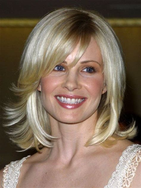 med shaggy hairstyles for women over 40 medium length hairstyles for women over 40 shag medium