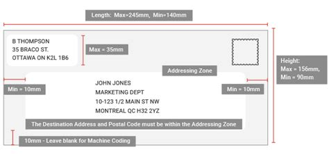 Address Canada Post Writing An Address On A Letter Canada Search Results Calendar 2015