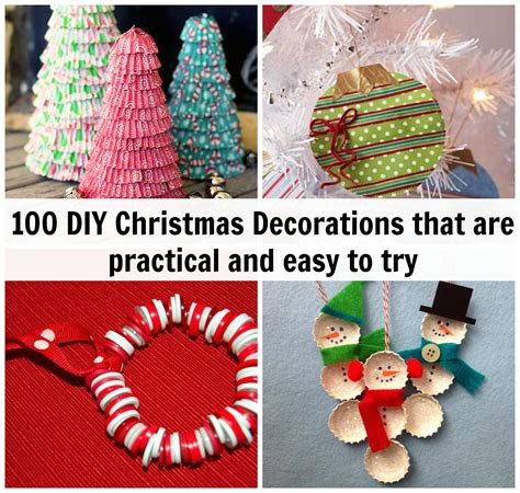 100 easy decorations front yard christmas