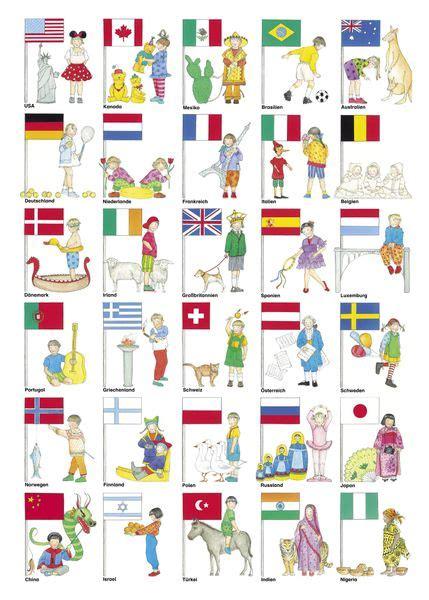 Plakat Welt by Weihnachtsgeschenk Kinder Poster Flaggen Plakat