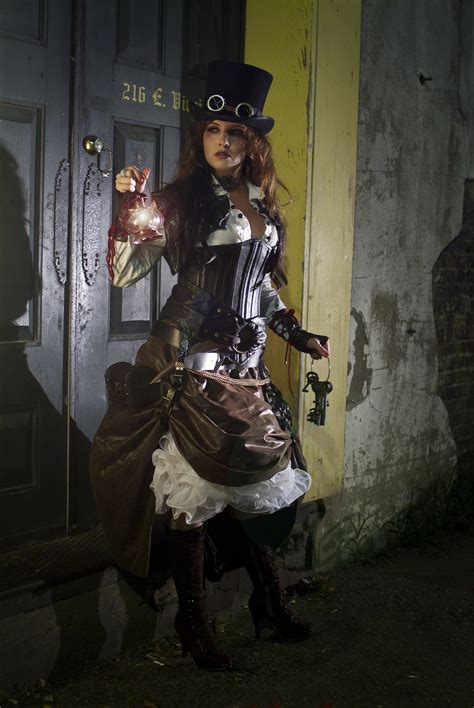 Steampunk Style by Innocent Darkness Steampunk Style Guide Novel Novice