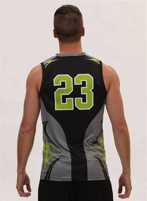 jersey design volleyball mens men s sublimated volleyball jerseys rox volleyball