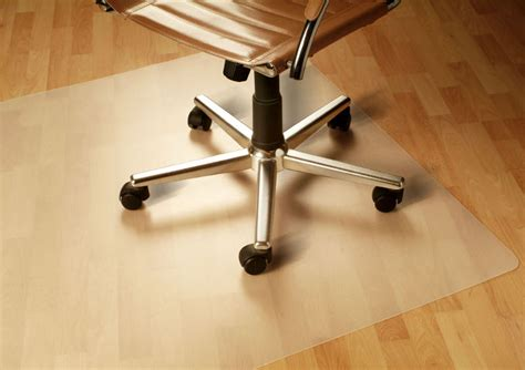 office chair mat hard wood floor protector pvc vinyl free computer mat ebay