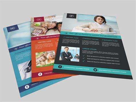 flyer design on behance multipurpose flyer template on behance