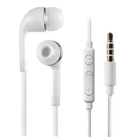 Earphone Samsung Galaxy Earphone For Samsung Galaxy Duos S6312 By Maxbhi