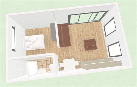 floorplan 3d 28m2 floorplan 3d eco pod design