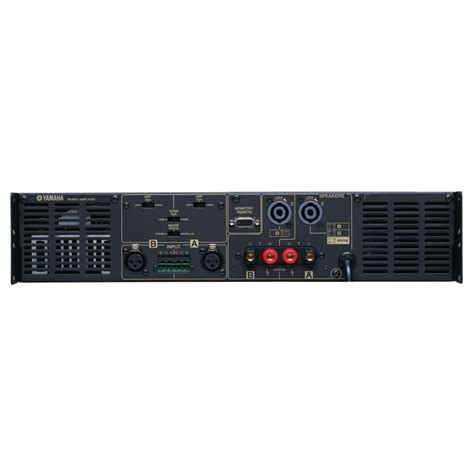 Power Lifier Yamaha Xp 7000 xp series overview power lifiers professional