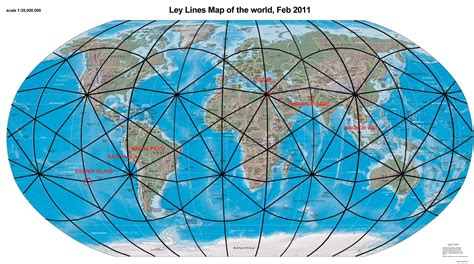 ley lines map united states the future mapping company ley lines