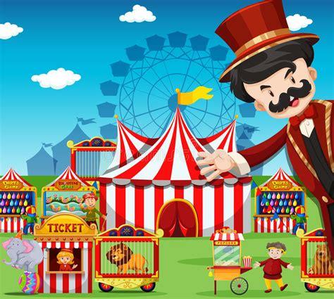 el circo con ventanas 8430549005 工作在马戏的人们 向量例证 插画 包括有 大象 狂欢节 图象 公园 背包 帐篷 赃物的 艺术 63092750