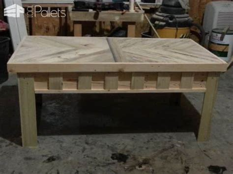 Coffee Table End Tables Stool Made From Pallets 1001 Coffee Tables Made From Pallets