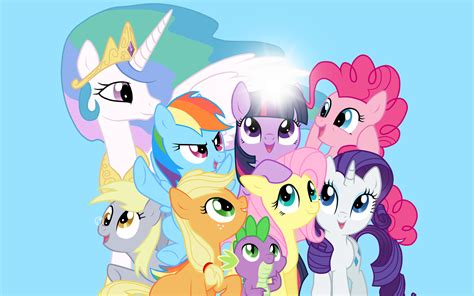 my little pony wallpaper 1920x1200 44475