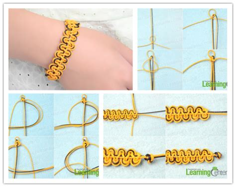 how to make friendship bracelets with pics for gt how to make bracelet