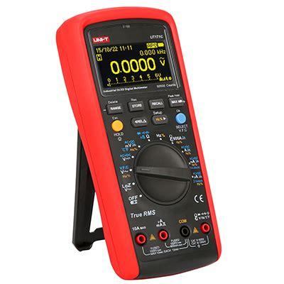 Mm 2 Digital Multimeter With True Rms ut171c industrial multimeter ut171 series industrial true rms digital multimeters uni t