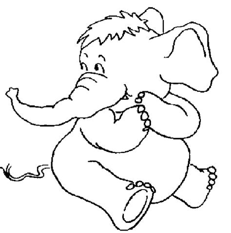 pretty elephant coloring pages cute elephant coloring pages bestappsforkids com