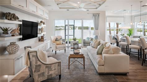 model home interiors images florida madison naples fl carriage homes for sale azure at hacienda