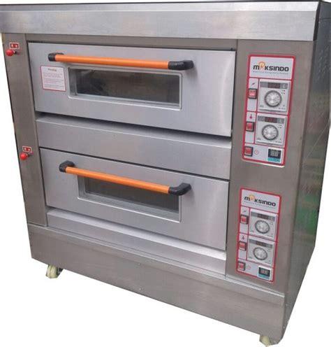 jual beli gas oven roti 2 deck 4 loyang mesin oven roti jual mesin oven roti gas 2 rak 4 loyang go24 di lung