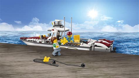 fishing boat lego lego 60147 quot fishing boat quot building toy lego co uk