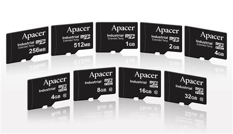 Ind 03 Size Sd 8xl apacer rolls out industrial microsd microsdhc memory card lineup techpowerup
