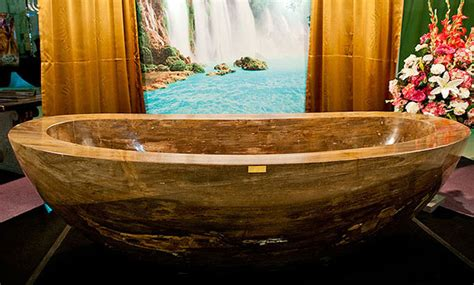 the first bathtub world s first gemstone bathtub le grand queen sold in