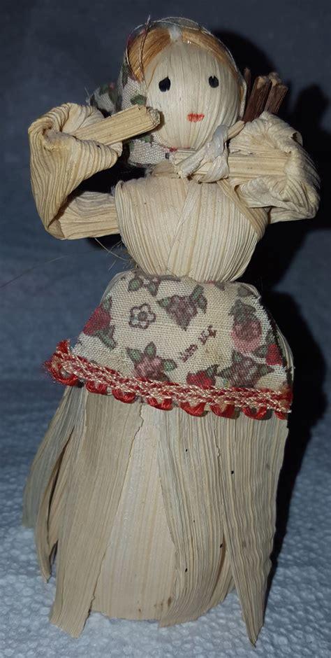 vintage corn husk doll vintage corn husk doll 5 carrying a bundle of