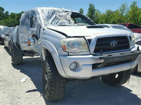 Toyota Tacoma For Sale Houston 2008 Toyota Tacoma Prerunner For Sale At Copart Houston