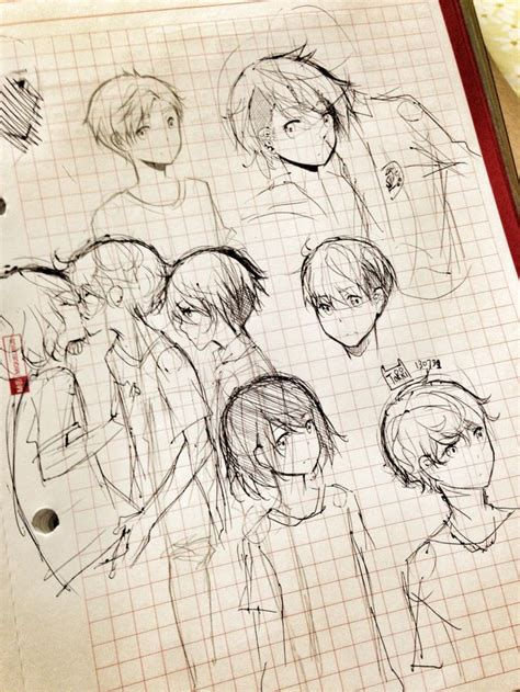 Anime Sketches by Tootokki Search Drawing References Ideas