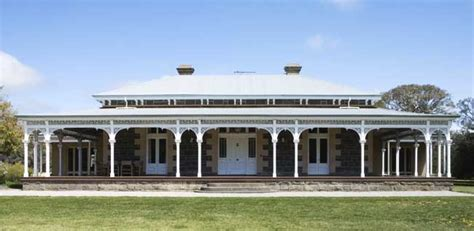 French Country Homes mount sturgeon open day australian traveller