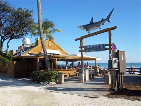 Tiki Bar Islamorada Tiki Bar At Isle Islamorada Restaurant Reviews